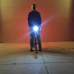 Bicycle Light-Galaxy USB Headlight -Rechargeable