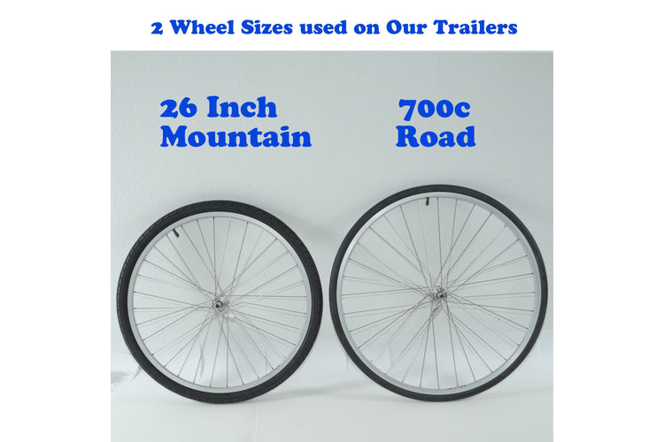 Utility Bicycle Trailer Large: Carries up to 175 lbs SOLD OUT