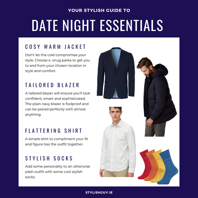 The Stylish Guide: Date Night Essentials