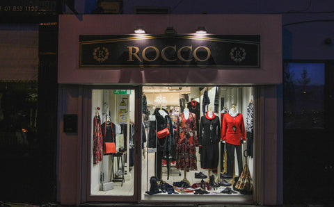 ROCCO boutique on vernon avenue, excellence in women's fashion
