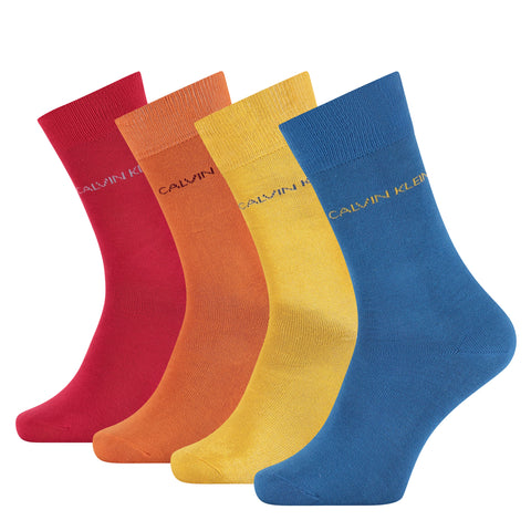 Calvin Klein Multicolour Stylish Socks perfect for a date night outfit at StylishGuy
