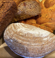 Casa Clontarf Homemade sourdough bread