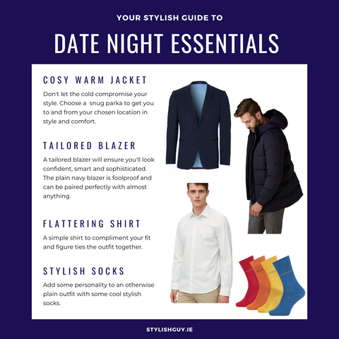 Smart-Casual Date Night Essentials at the Stylish Guy