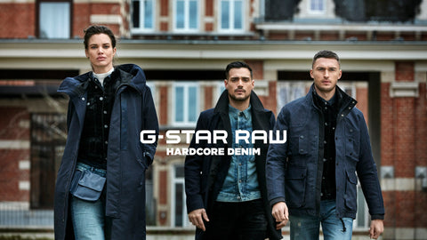 Introducing G-Star RAW at the Stylish Guy