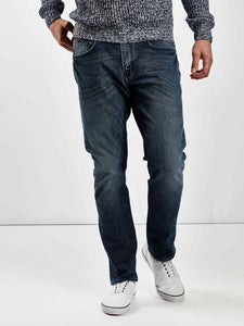 Mish Mash FLEX Light Denim Straight Leg, Stretch Cotton Jeans at StylishGuy Men's Boutique Dublin