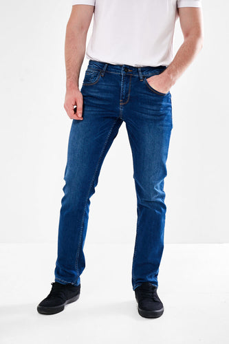 Blue Wash Men's Denim Jeans from Mineral Jeans Ireland at StylishGuy Menswear