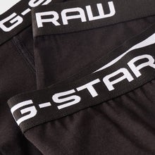 Load image into Gallery viewer, Classic Black Boxer Shorts (3 Pack) from G STAR Raw Ireland at Stylish Guy Men's Boutique