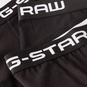 Classic Black Boxer Shorts (3 Pack) from G STAR Raw Ireland at Stylish Guy Men's Boutique