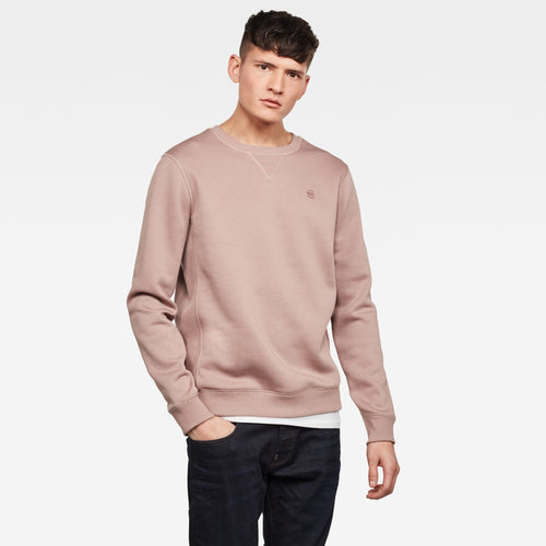 Premium Berry Pullover Sweatshirt from G Star Ireland at Stylish Guy Menswear