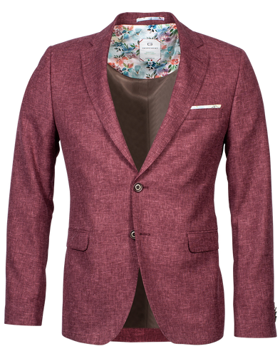 Giordano Red Robert Blazer at StylishGuy Menswear