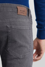 Load image into Gallery viewer, Slim-Fit Straight Leg Grey Jeans from Van Gils at StylishGuy Menswear