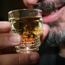 Load image into Gallery viewer, Skull Shot Glasses