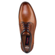 "Load image into Gallery viewer, LLOYD ""DETROIT"" Cognac Leather Shoe at StylishGuy Menswear"