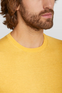Van Gils Yellow Merino Wool Jumper