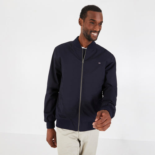 Eden Park Water-Resistant Navy Blue Ted Jacket