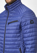 Load image into Gallery viewer, S4 Lightweight Blue Quilted Jacket for Outerwear at StylishGuy Menswear