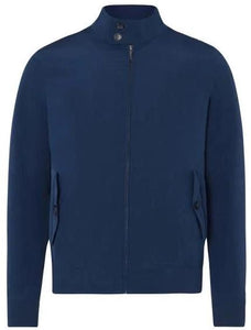 Van Gils Blue Bomber Jacket at StylishGuy Menswear