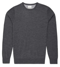 Load image into Gallery viewer, Van Gils Dark Grey Basic Pullover Knit from StylishGuy Menswear