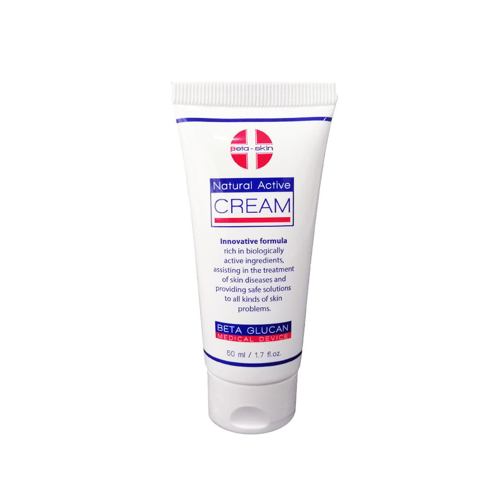 Beta Skin Natural Active Cream 50ml