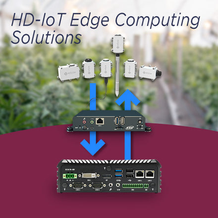 Premio Integrates High Density Wireless Sensor Network Solution with Edyza Ushering a New Level of IoT Edge Computing