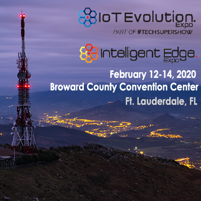 IoT Evolution Expo 2020: Where Edge Intelligence and IoT Meet