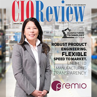 Premio Inc. Named Among CIOReview's