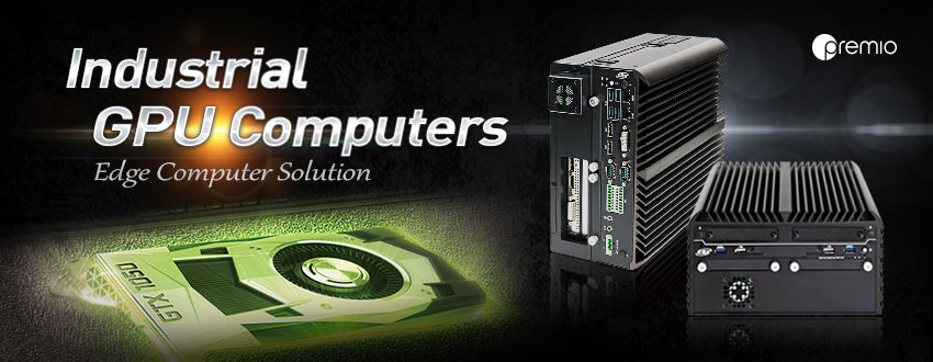 GTX 1050 Ti Industrial GPU Computers