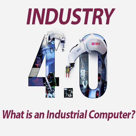 ndustrial Computer, PC, Embedded Box PC for industry 4.0 computing