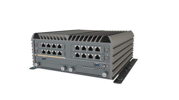 ACO-6010 Series Surveillance Applied Fanless System