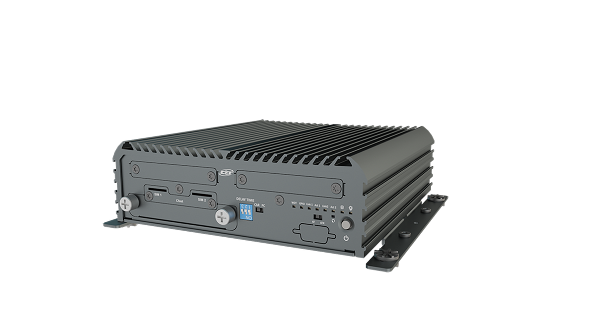 RCO-3200 Advanced Fanless System