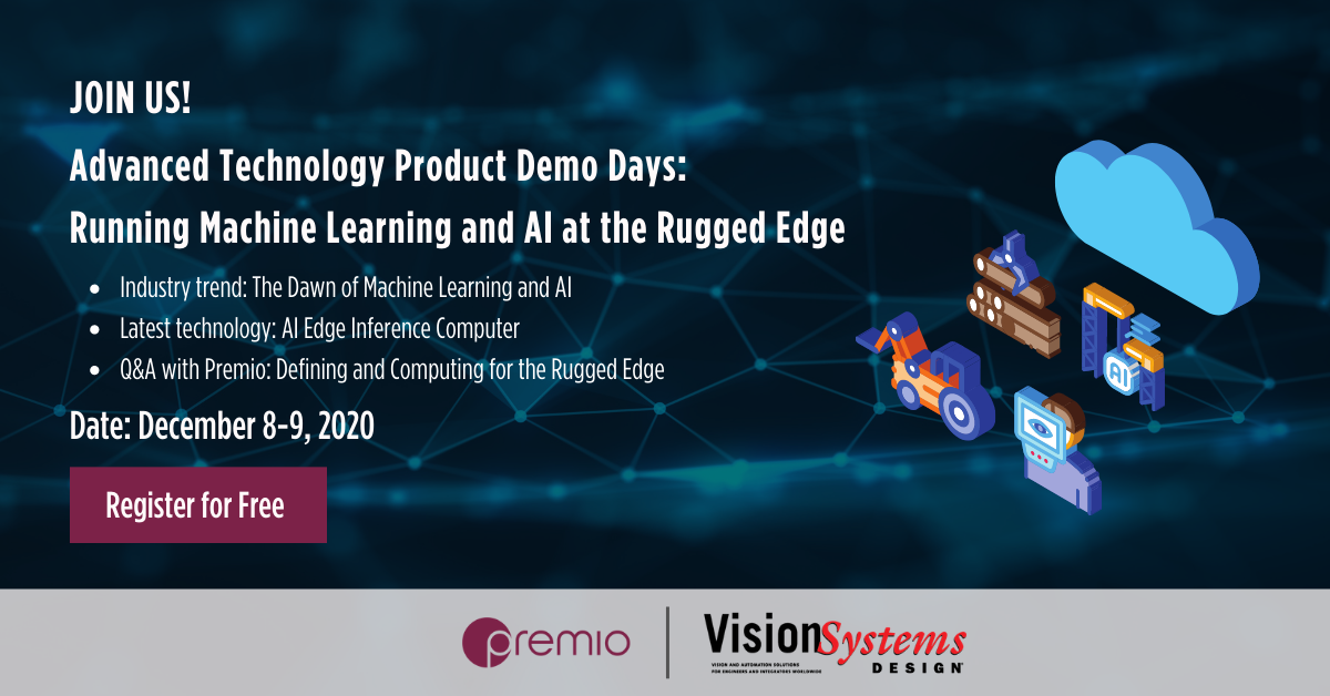 advanced-technology-product-demo-days-premio-vision-systems-design