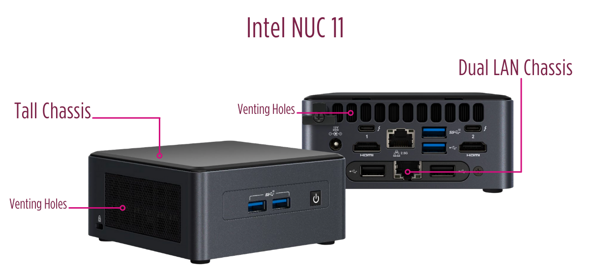 intel-NUC-11-PC-chassis-sizes-tall-chassis-dual-LAN-chassis