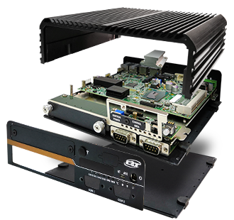 In vehicle Fanless and Cableless design