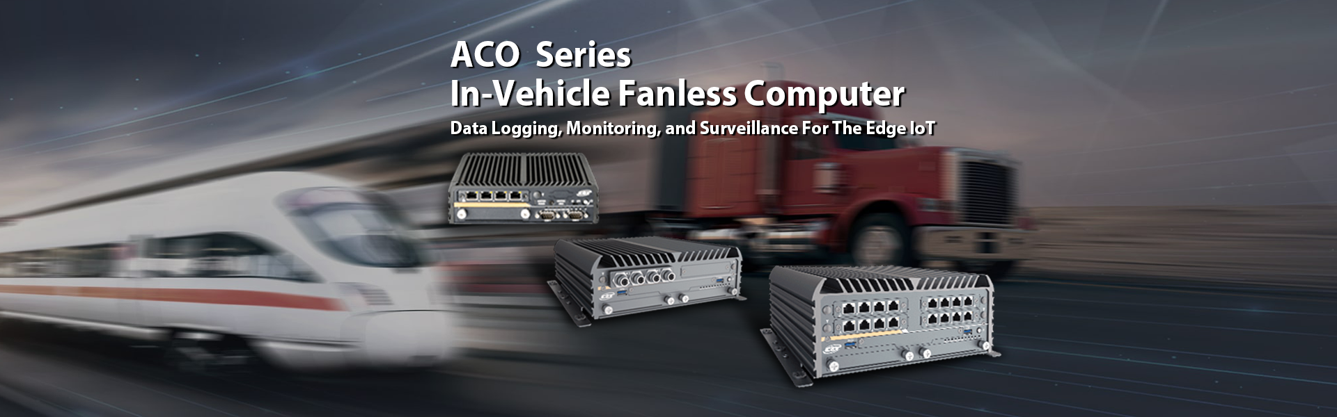 ACO Series In-Vehicle Computer