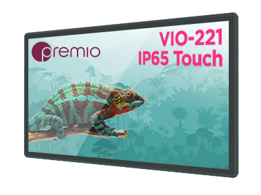 VIO-221 Industrial Touch Panel PC