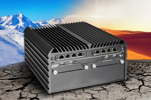 fanless passive cooling