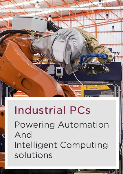 Industrial Automation With Industrial PCs