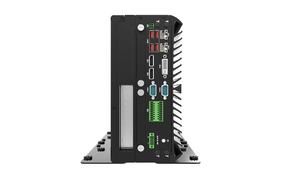 VCO-6111 Machine Vision Computer with LGA-1151 socket for  Intel® CFL-R S Processor, 1x Expansion Slot