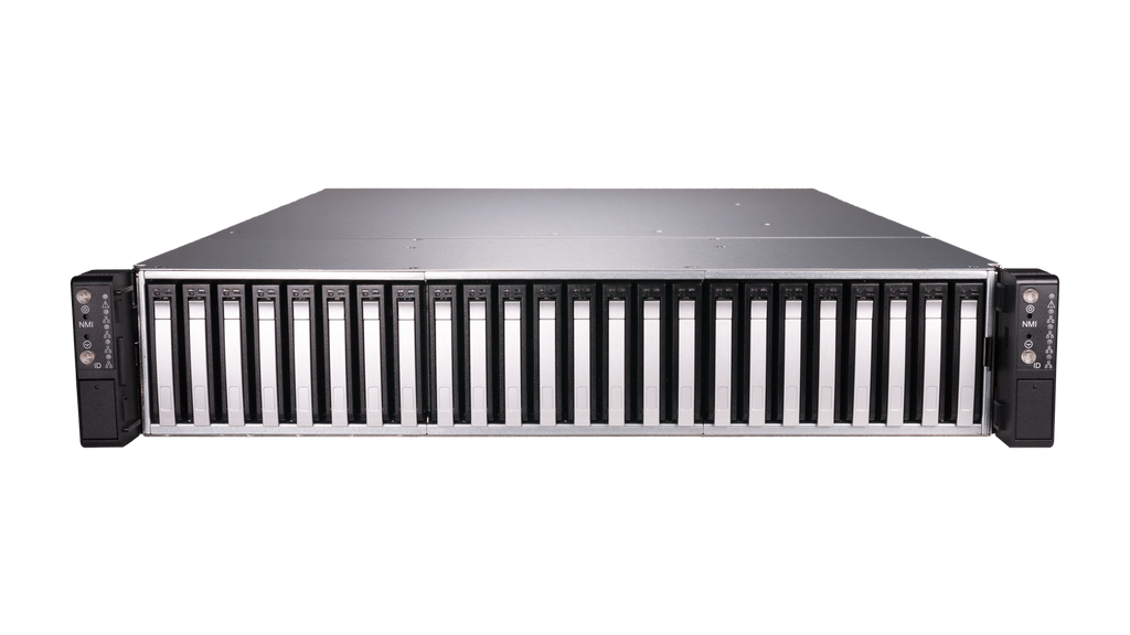 DSS224N-UN 2U 24 BAYS NVMe REDUNDANT NODE SINGLE EPYC 1200W HRP