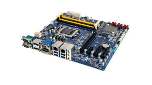 CT-MCL01 MicroATX Industrial Motherboard with LGA 1151 Socket supporting 8th/9th Gen Intel® Core™ i3/i5/i7 Processor, Q370