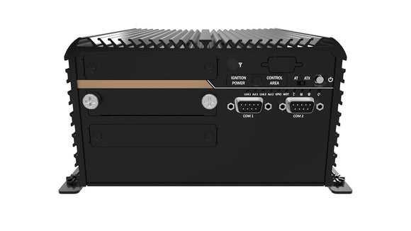 ACO-3022EE Rugged Fanless In-Vehicle Computer with Intel Broadwell Processor, 2 x PCIe x4
