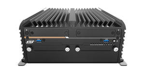 ACO-6011 Performance Rugged Fanless PC with 6th/7th Gen Intel® Core™ Processors Support and PCIe or PCI slot for In-Vehicle Applications
