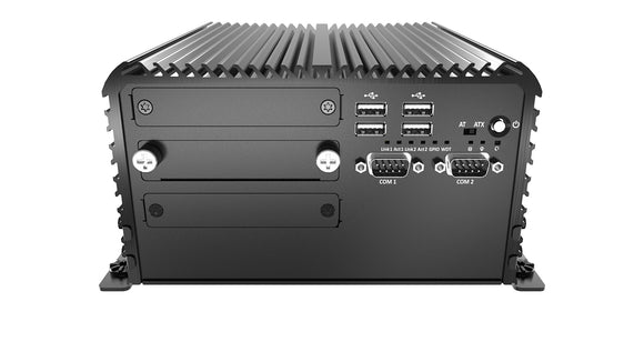 RCO-3022EE Industrial Computer with 5th Gen Intel® Core™ Processor, 2x PCIe x4