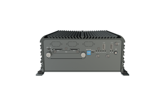 RCO-3411 Rugged Edge Computer with 7th Generation Intel® Core™ Mobile-U Processor, 1x PCIe or PCI Expansion Slot