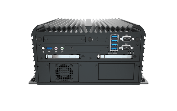 RCO-6120-2060s AI Edge Inference Computer With 9th Gen Intel®Core™Processor, Q370 PCH, RTX 2060S Integrated