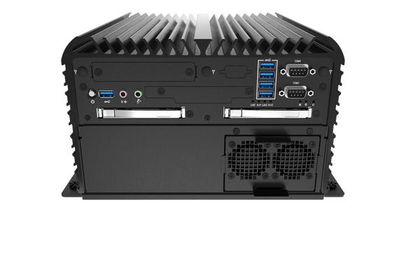 RCO-6131E-2U2-2060S AI Edge Inference Computer with 9th Gen Intel® Core™ Processor, Q370 PCH, 2x U.2, RTX 2060S Integrated