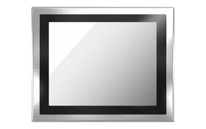 "SIO-212-J1900 12.1"" Stainless Steel Panel PC with Intel® Celeron® J1900"