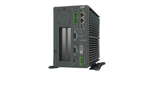 VCO-3122 Machine Vision Computer with Intel® Celeron® Processor J1900, 2x PCIe x4 or 2x PCI Expansion