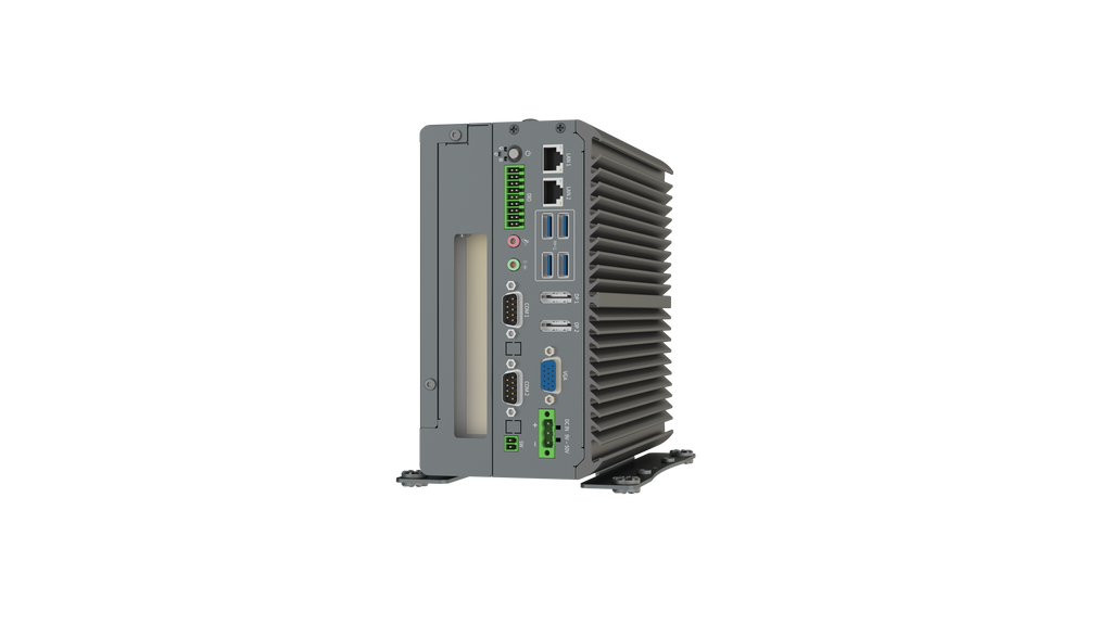 VCO-3411 Machine Vision Computer with 7th Generation Intel® Core™ Mobile-U Processor, 1x PCI or PCIe x4 Slot