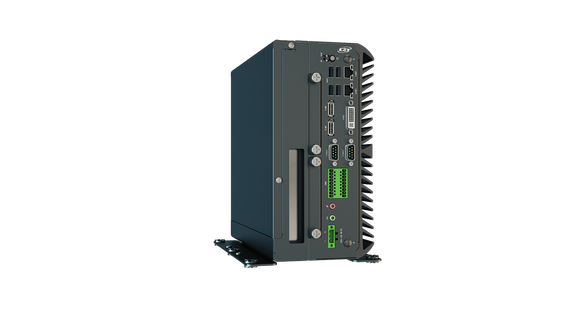 VCO-6011 Machine Vision Computer with 6th/7th Gen Intel® Core™ Processors, 1x Expansion Slot